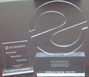 Echosens awardd